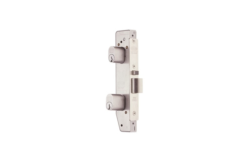 Lockwood Selector® 3787 Short Backset Dual Entry Mortice Locks.