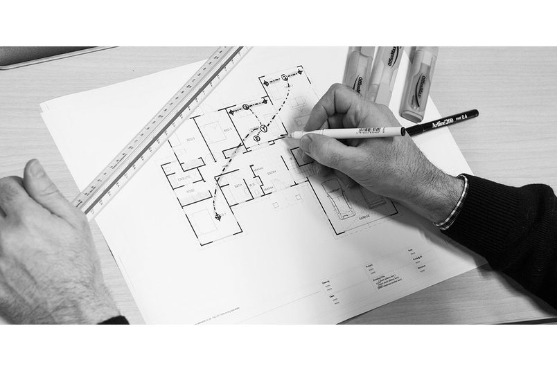 Escea's in-house architectural advisors are always available for consultation.