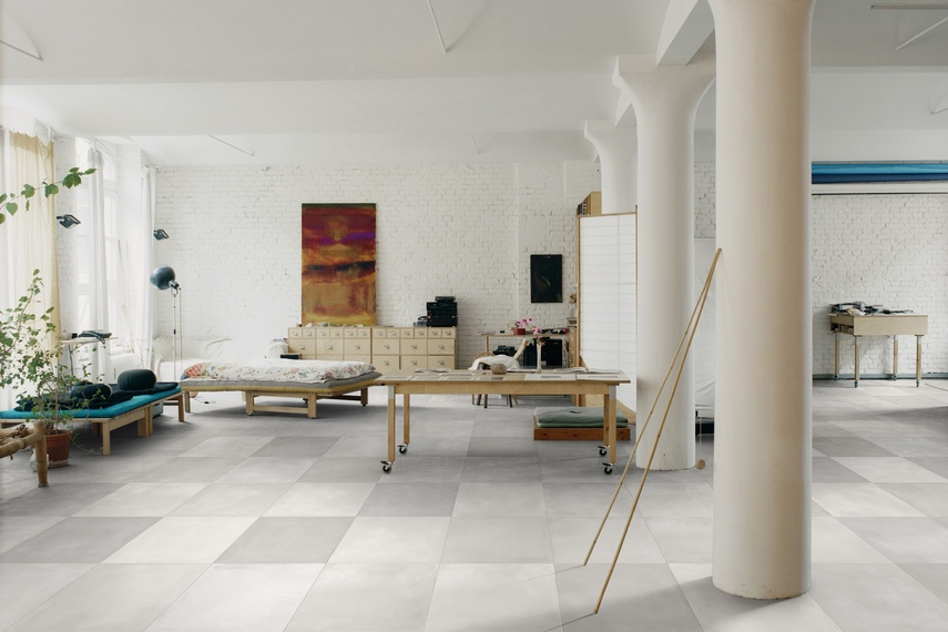 Terra Grigio tiles, 60x60