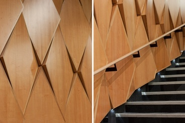 Acoustic Southland Maple Wall Panels