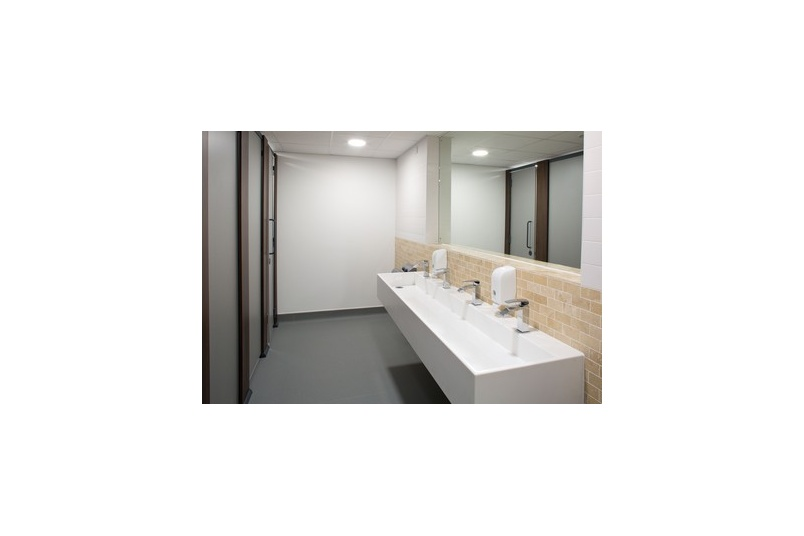 Verona Dolphin Grey 5203 - Bathroom.