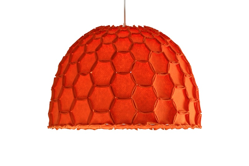 The Nectar lampshade.