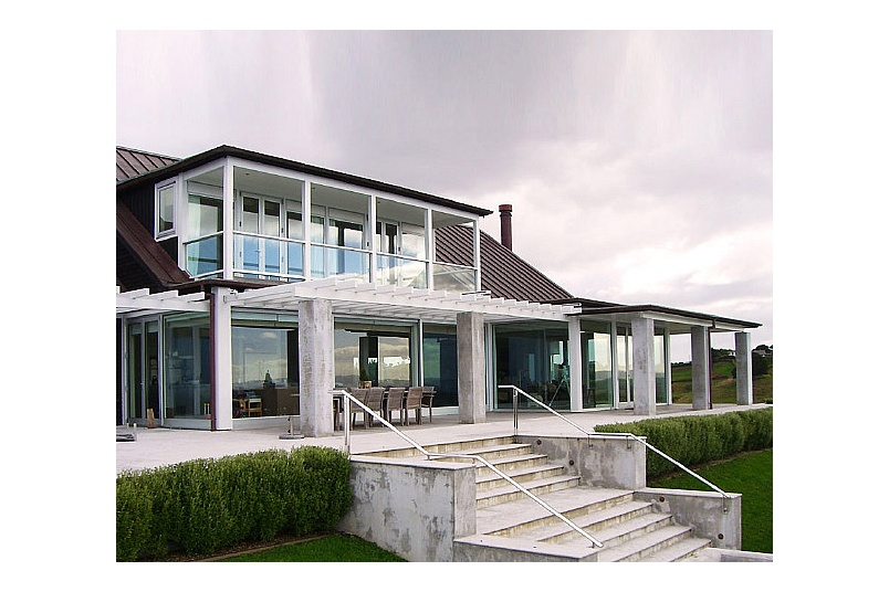 Architectural style homes benefit from the versatility of the Pacific Architectural Suite