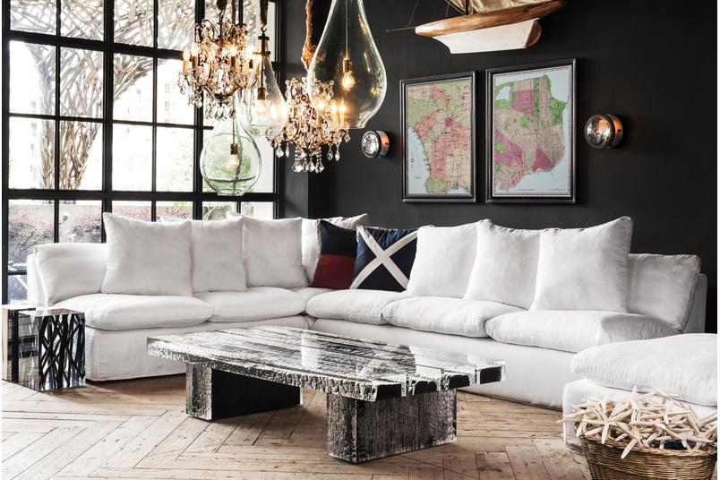 Beautiful in a lounge setting.