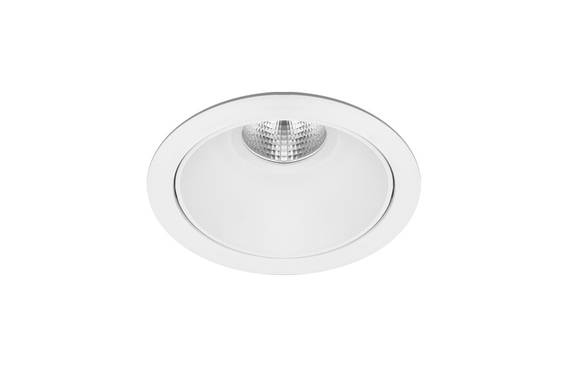 Venice downlights are fully weatherproof