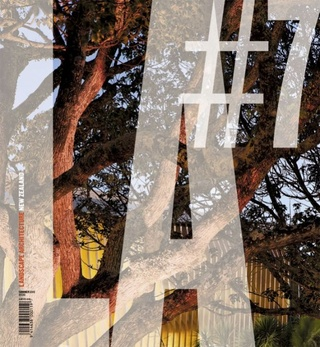 Redesigned Landscape Architecture NZ magazine out now