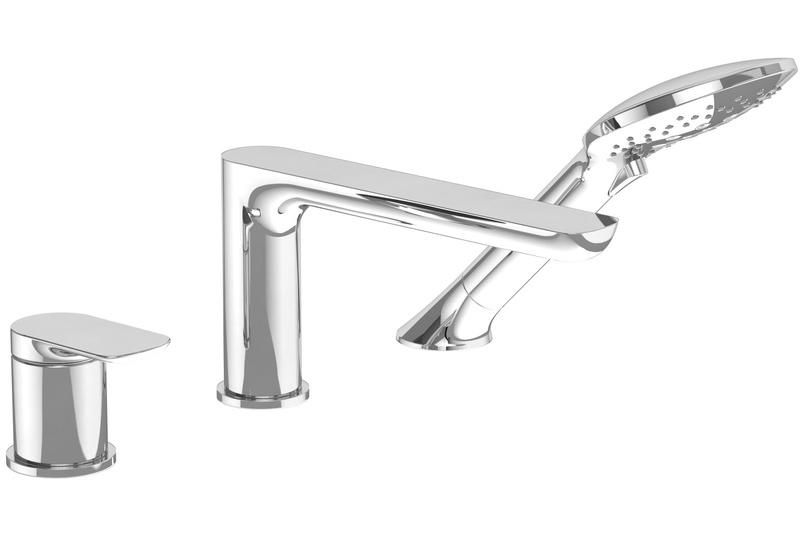 O.Novo bath shower set.