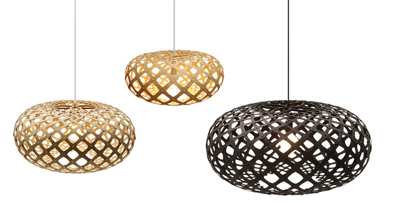 Kina Pendant By David Trubridge Selector