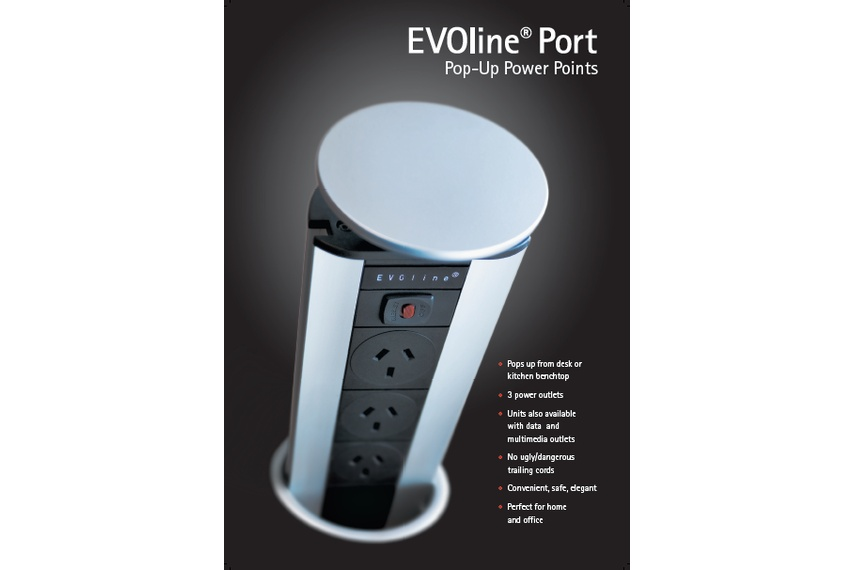 EVOline Pop-Up power points