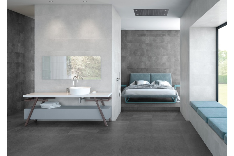 Italian and Spanish ceramic and porcelain tiles by Global