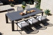 Hayman dining table by Harbour Outdoor.
