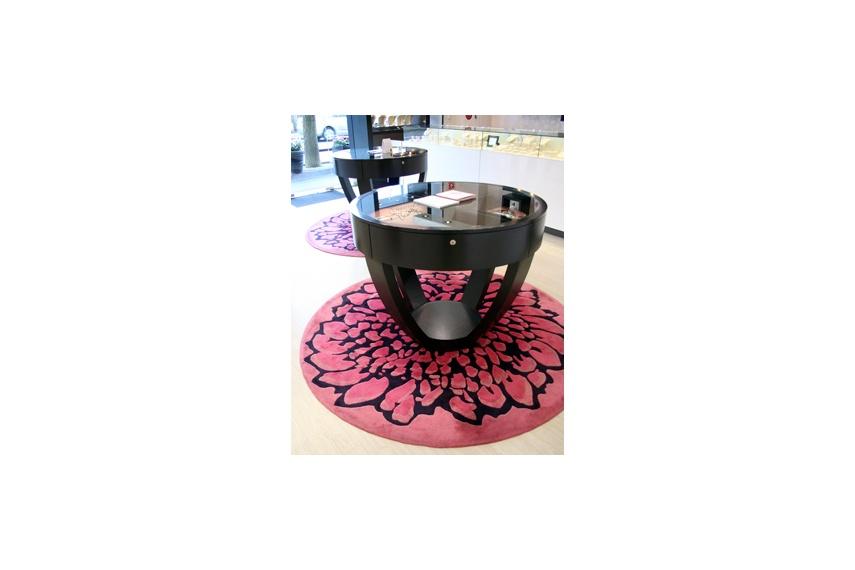 Angela Daniel –custom rug