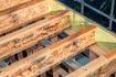 Light weight framing beams go hand in hand with J-Ply