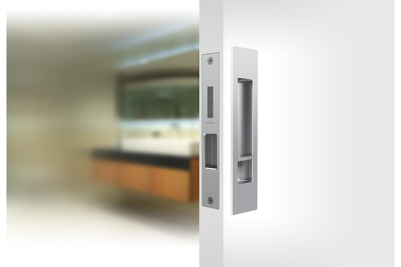 M-Series sliding door hardware
