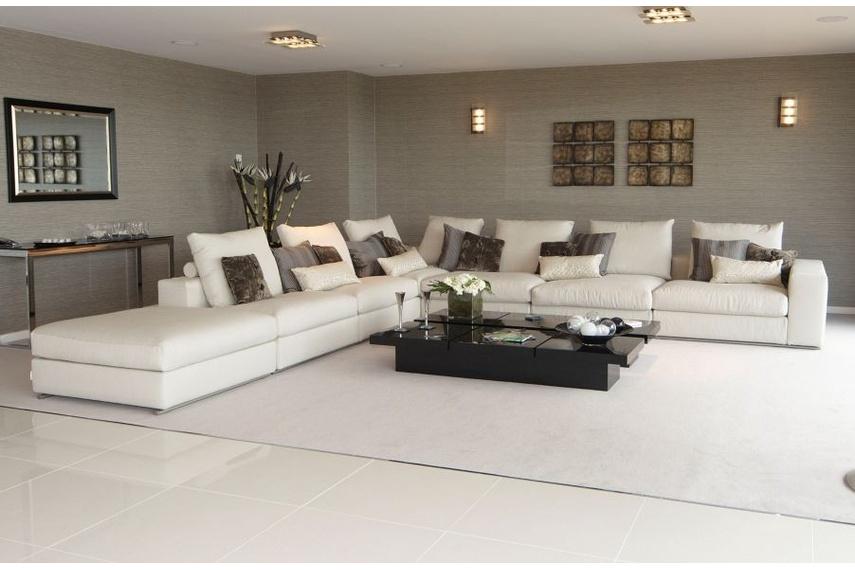 One of Flexform's most popular sofas.