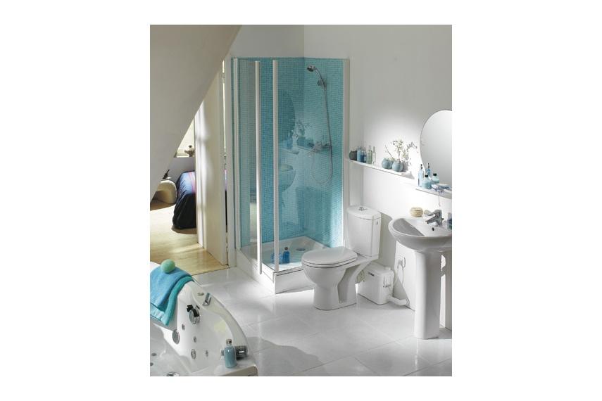 An Entire Bathroom Wherever You Choose