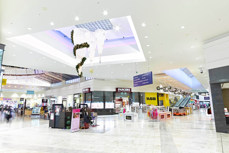 Philips Lighting case study: Bayfair Shopping Centre