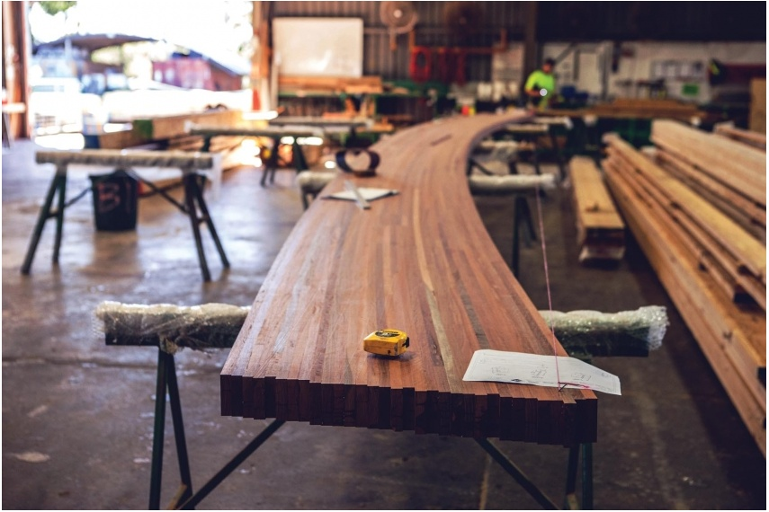 Hyne Beam is designed for high strength, high stiffness and long span applications.