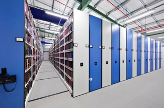 Dexion delivers a storage solution that passes with honours