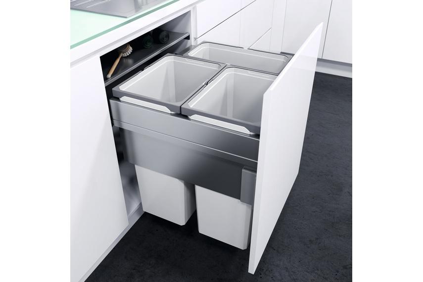 VWB005 Vauth Sagel Oeko xx liner waste bin 600mm.