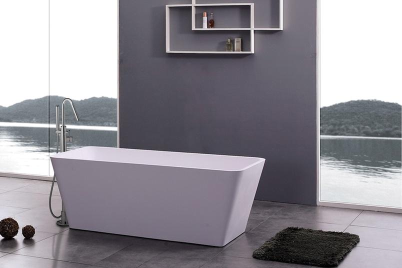 Scope freestanding bath