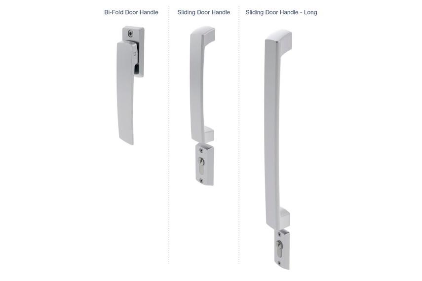 Malta® bi-fold and sliding door handles