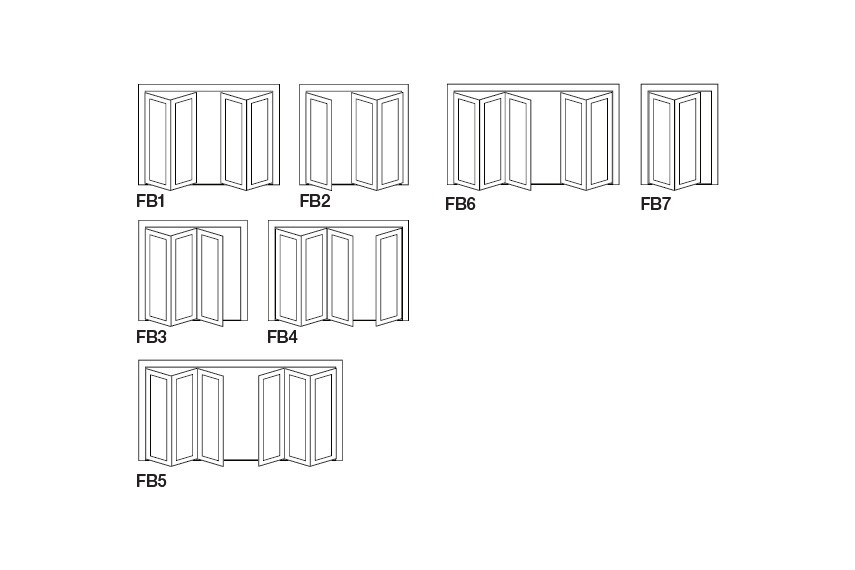 Foldback® configuration