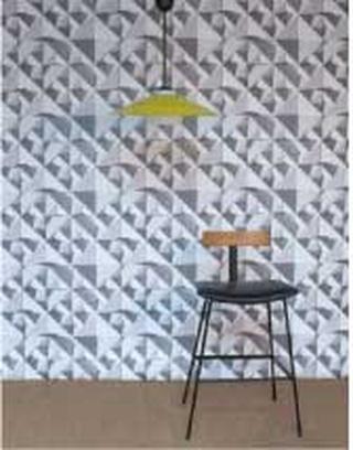 Ella Doran wins award for best wallpaper