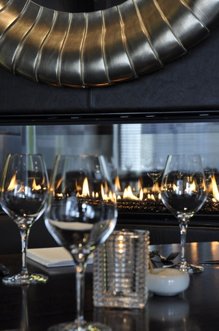 Atmosphere and warmth with Escea fireplaces