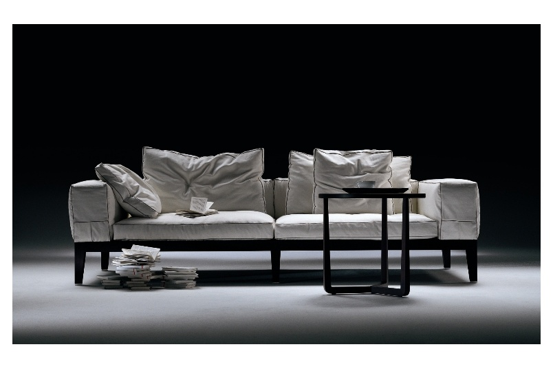 The Lifewood Sofa Designed By Antonio Citterio, Removable Covers Are Also  Available In A Large