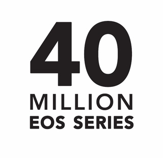 Canon celebrates production of 40 millionth EOS-series SLR