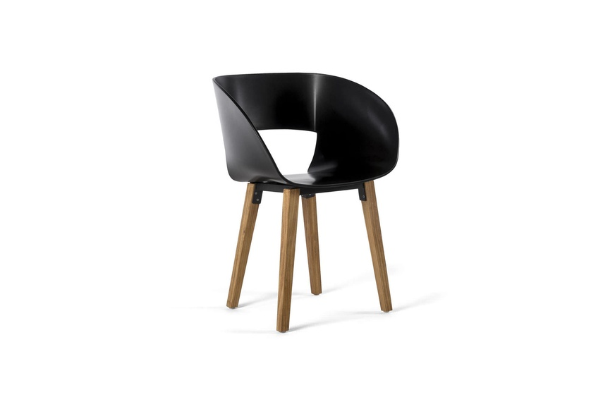 The Vintage chair by designer Bram Bollen has been relaunched.
