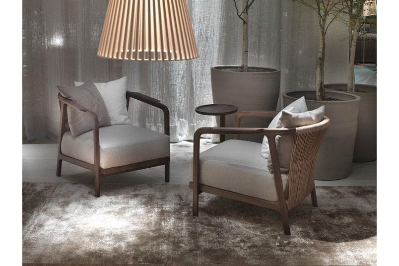The Chrono armchair.