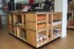 Lundia retail storage.