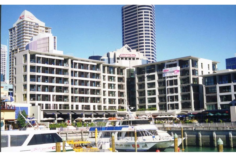 Montana residential joinery - Parliament St apartments, Auckland