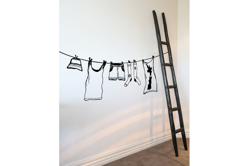 The classic kiwi clothesline