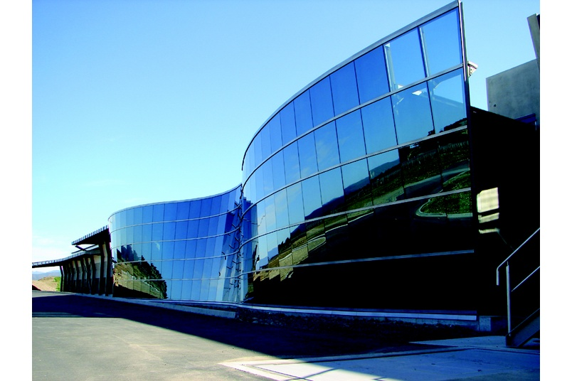 CW 600 high rise curtainwall - Delegats, Auckland
