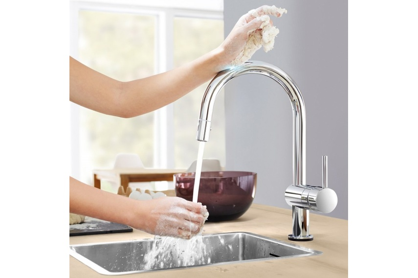 Minta kitchen mixer.