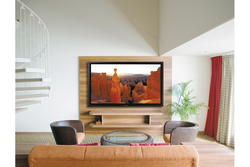 Premiere series plasma from Panasonic
