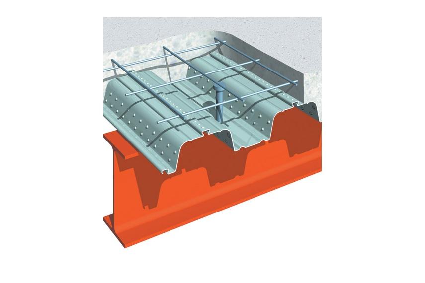 ComFlor composite steel decking