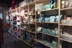 Elements store featuring Lundia retail shelves.