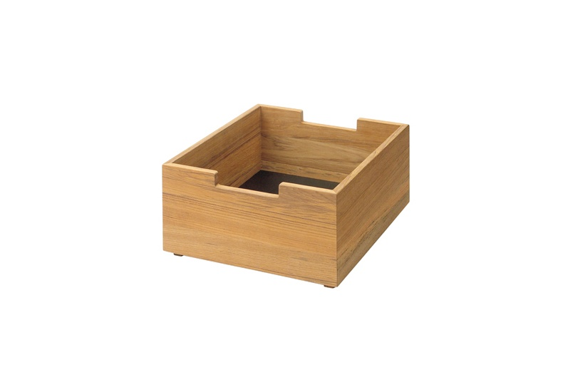 Skagerak Cutter storage box in teak