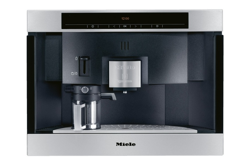 CVA 3650 ST Countertop Coffee Machine By Miele New Zealand Ltd Selector
