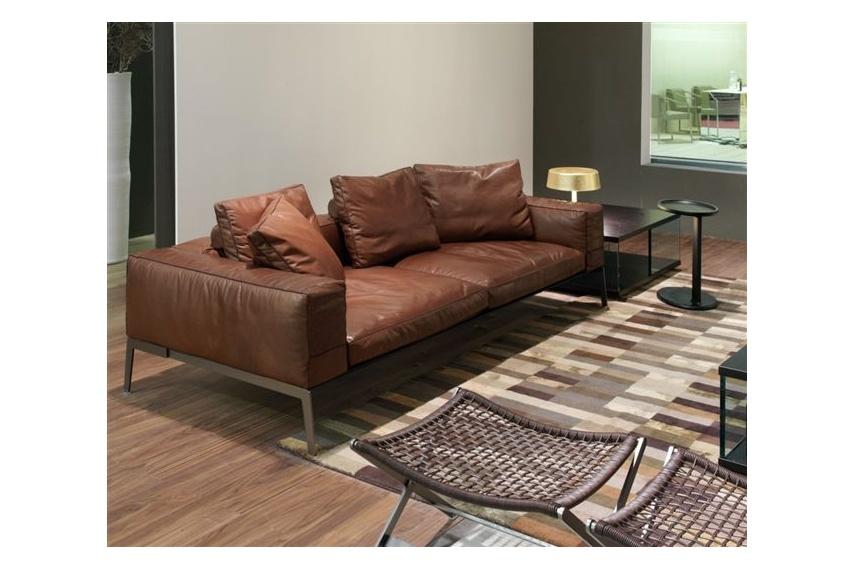 Flexform Lifesteel Sofa By Studio Italia Selector