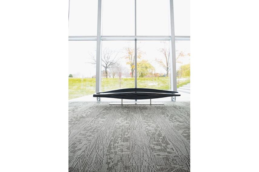 Essence carpet tile collection – Healthcare.