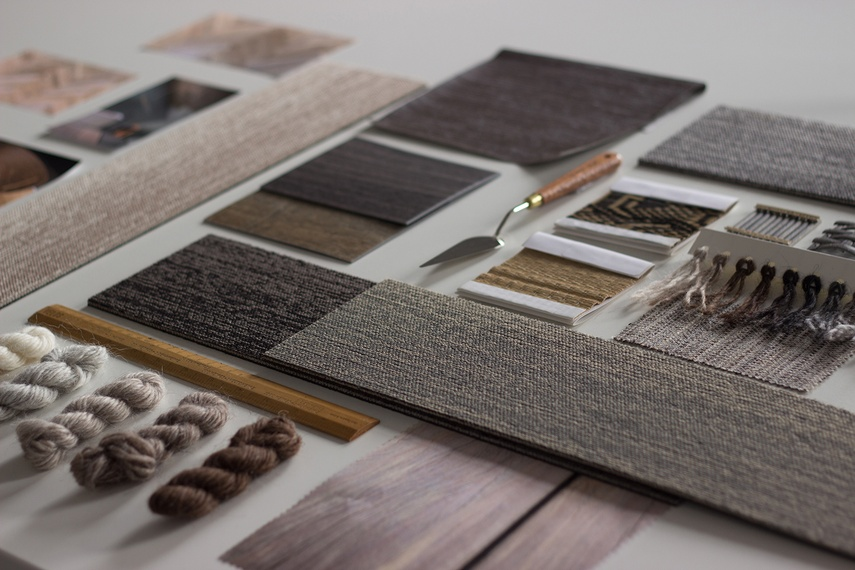 Touch Of Timber Carpet Tile Collection By Interface Selector