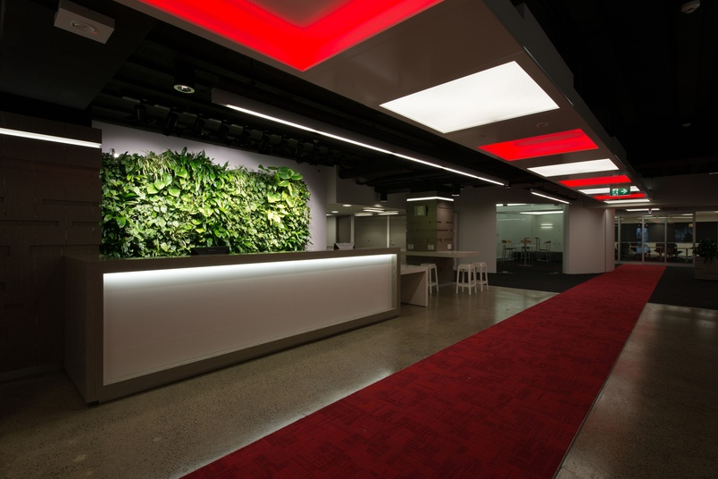 The Living Wall can be used in a wide range of commercial and residential environments.