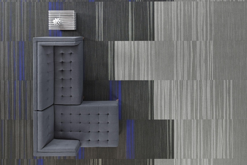 Beyond The Fold Carpet Tile Collection By Shaw Contract