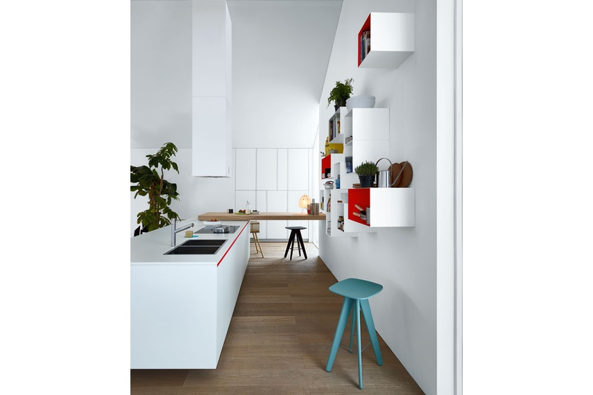 My Planet Kitchen By Studio Italia Selector