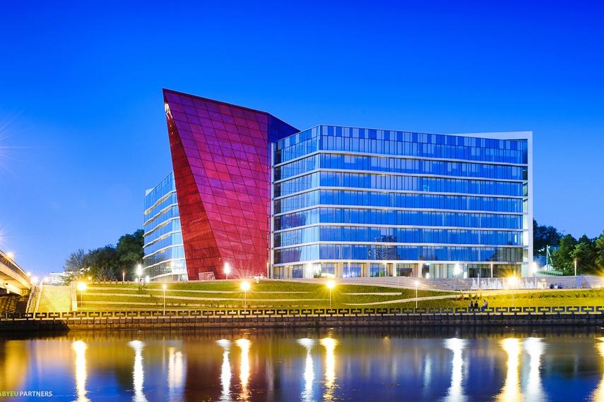 Bangkok Minsk building